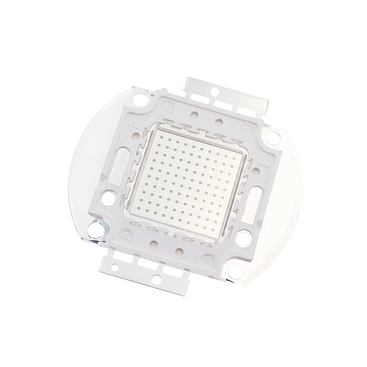 100W LED dioda modrá (460-465nm) 6000lm