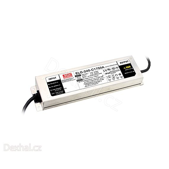 LED driver Mean Well ELG-240-C2100B