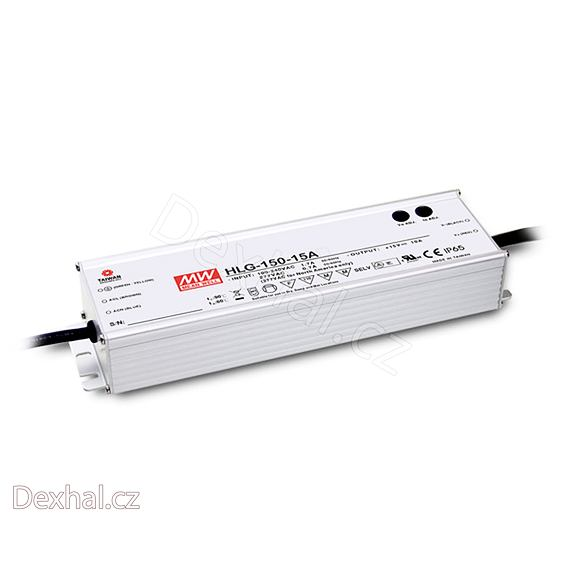 LED driver Mean Well HLG-185H-24B