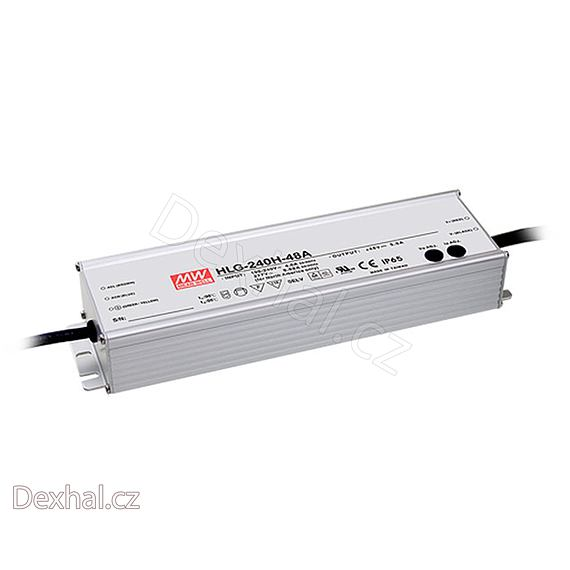 LED driver Mean Well HLG-240H-36A