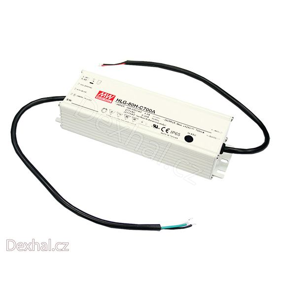 LED driver Mean Well HLG-80H-48A