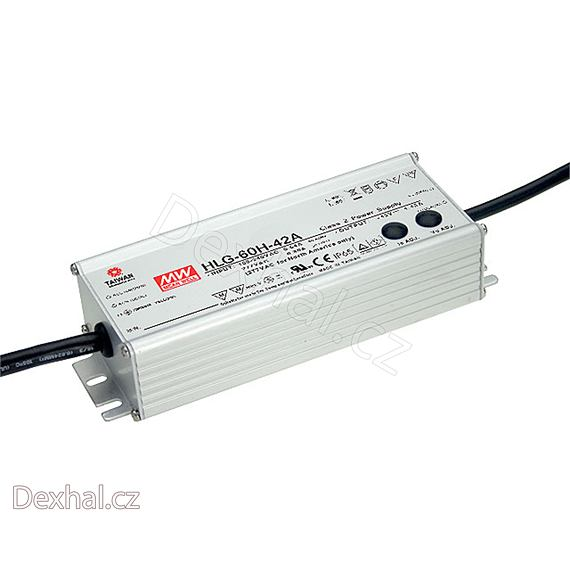 LED driver Mean Well HLG-60H-42A