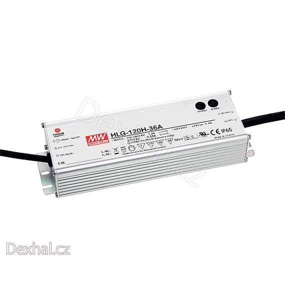 LED driver Mean Well HLG-120H-C1050B