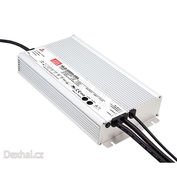LED driver Mean Well HLG-600H-54B