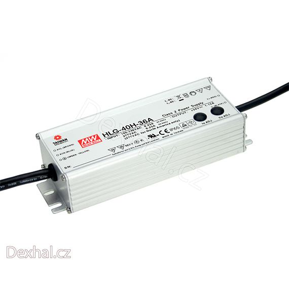 LED driver Mean Well HLG-40H-42A