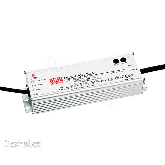 LED driver Mean Well HLG-120H-30B