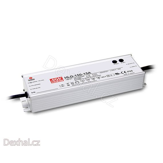 LED driver Mean Well HLG-185H-12B